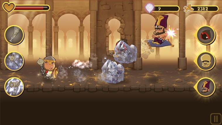 Epic Battle Dude screen shot 3