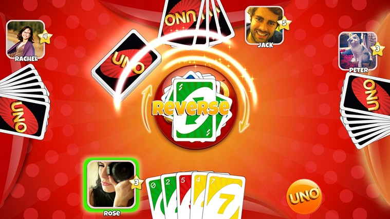 UNO & Friends screen shot 1