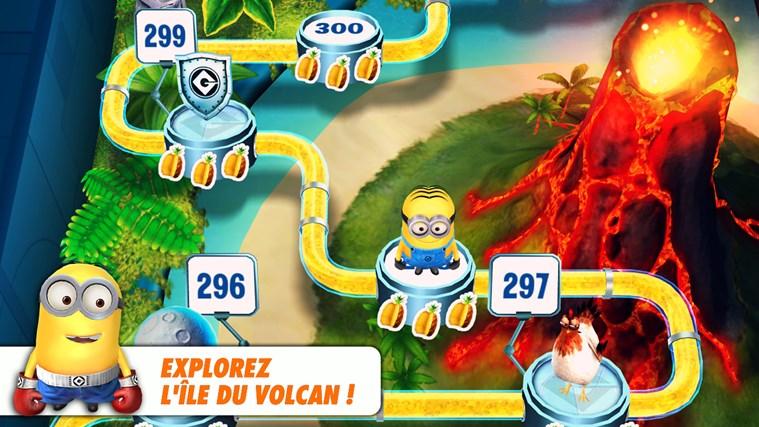 Moi, Moche et Méchant: Minion Rush capture d'écran 1