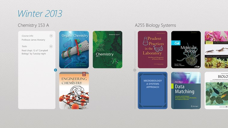 Yuzu eTextbooks and Digital Education Content screen shot 1