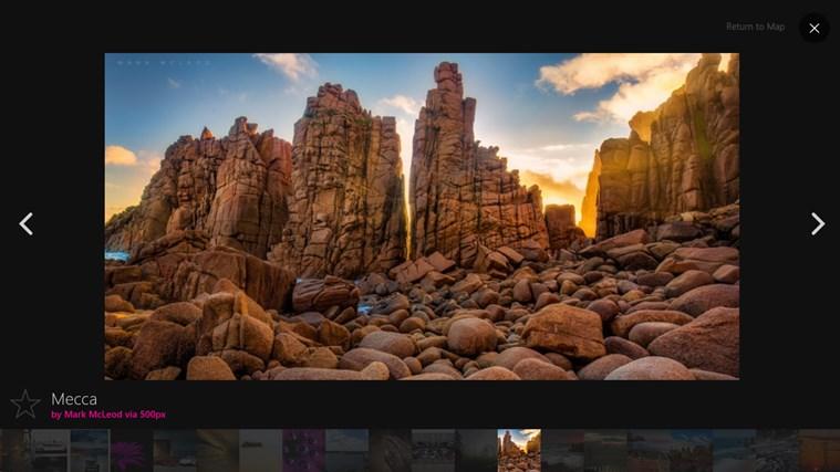 PhotoWhirl screen shot 1