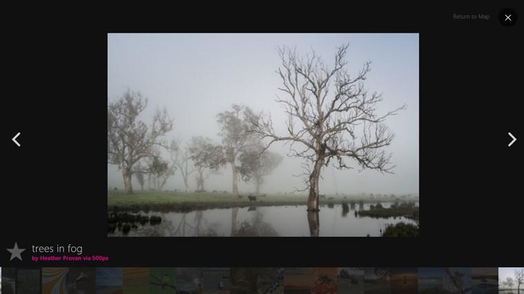 PhotoWhirl screen shot 3