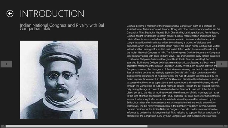 short essay on gopal krishna gokhale Gopal krishna gokhale was born on may 9, 1866 he was one of the most prominent leaders in indian national congress at the time of independence.