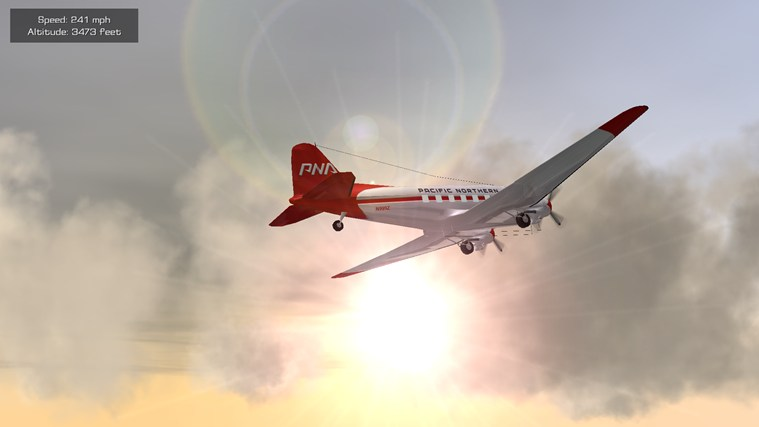 Flight Unlimited Las Vegas screen shot 3