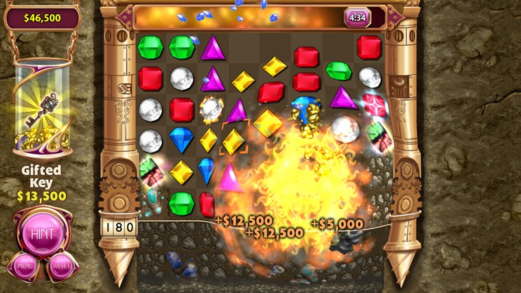 Bejeweled LIVE screen shot 5