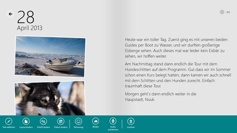Mein Tagebuch HD Screenshot 3