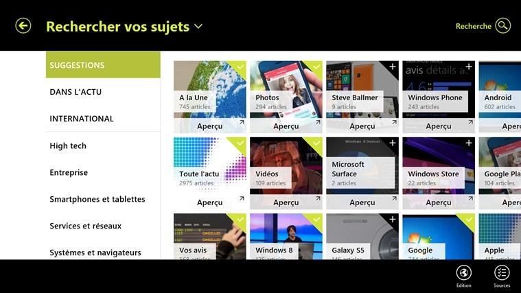 Appy Geek capture d'écran 5