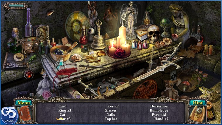 Lost Souls: Enchanted Paintings-skärmbild 3