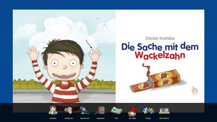 Wackelzahn Screenshot 1