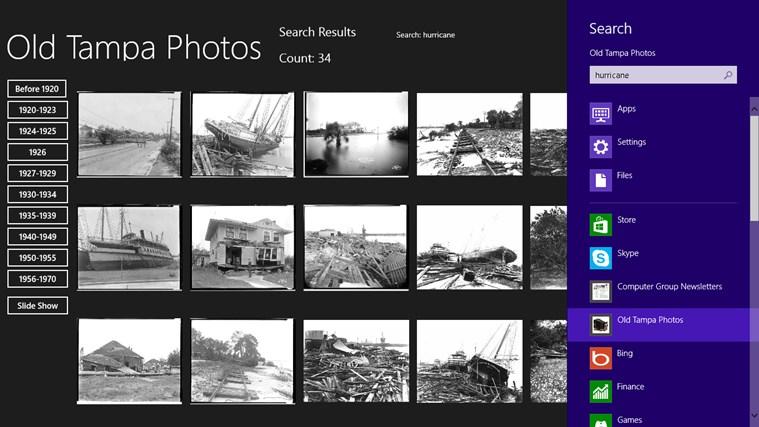 Old Tampa Photos screen shot 3