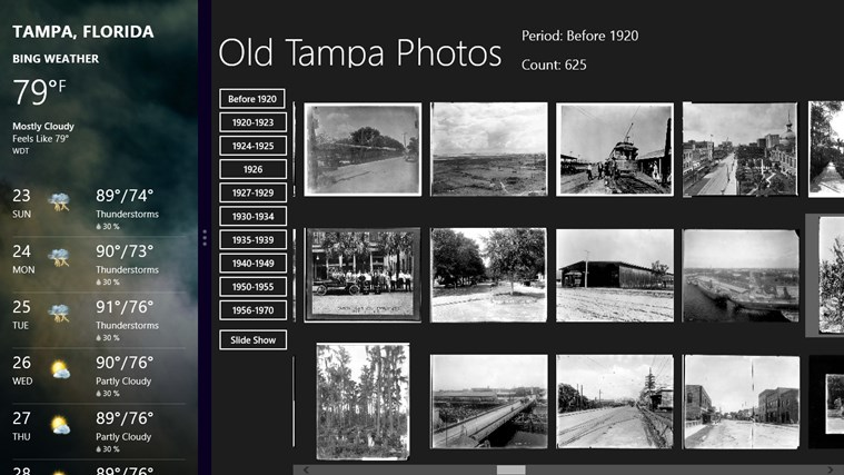 Old Tampa Photos screen shot 7
