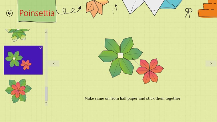 Origami HD screen shot 7