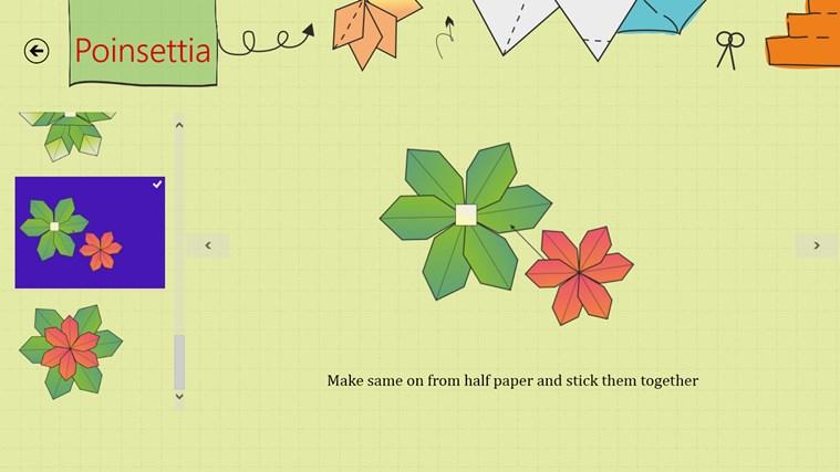 Origami HD screen shot 7