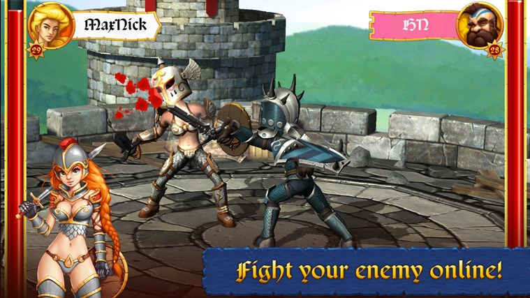 Sword vs Sword screen shot 1