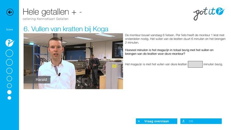 Got It?! Rekenen schermafbeelding 3