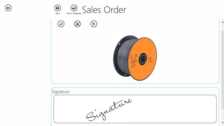Smart Forms 365 screen shot 3