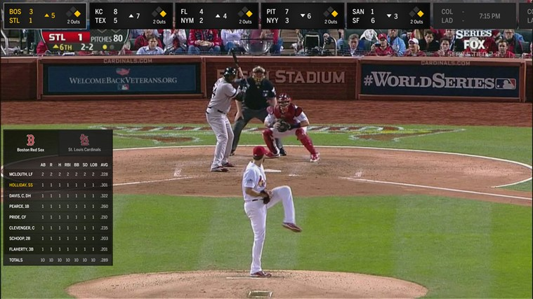 MLB.TV screen shot 7