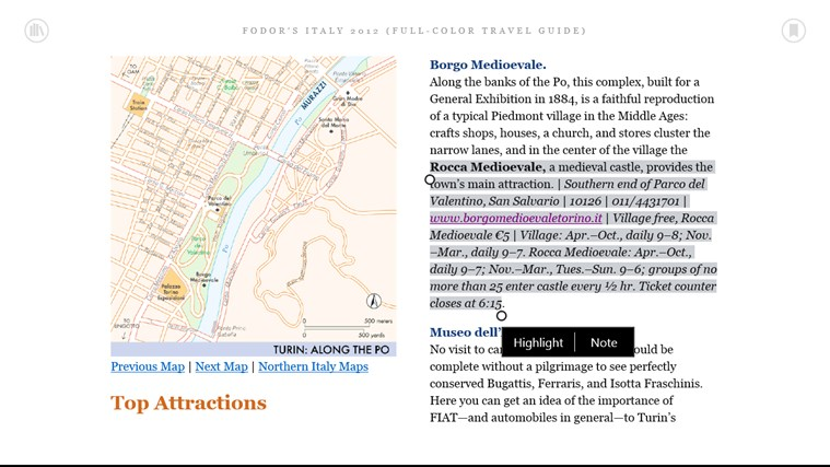 Kindle screen shot 5