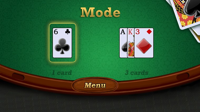 AE Solitaire screen shot 1
