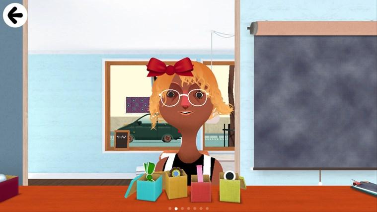 Toca Hair Salon 2 screen shot 1