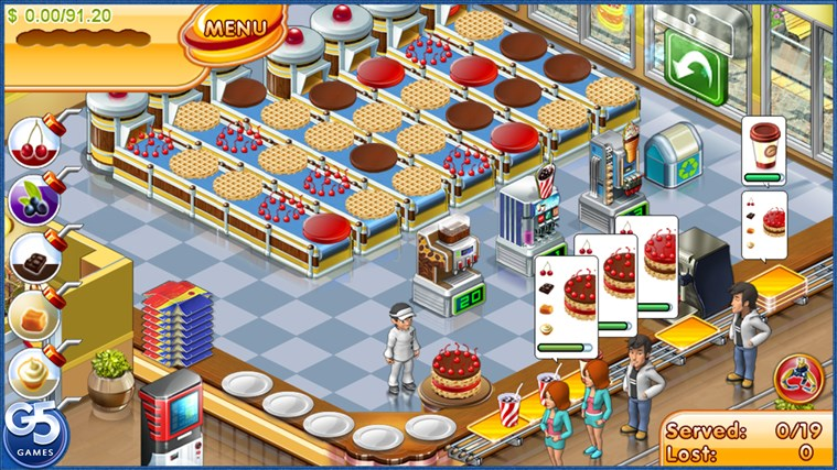 Stand O'Food® 3 HD (Full) screen shot 1