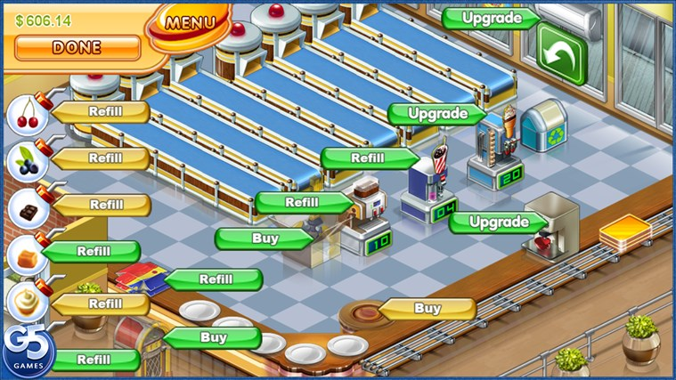 Stand O'Food® 3 HD (Full) screen shot 3