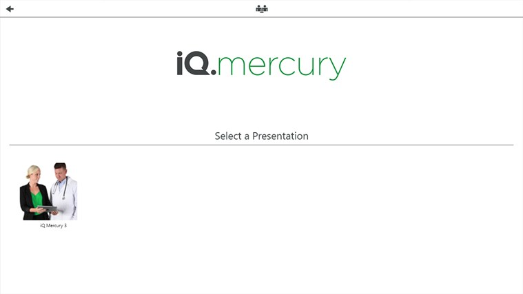 iQ.mercury screen shot 5