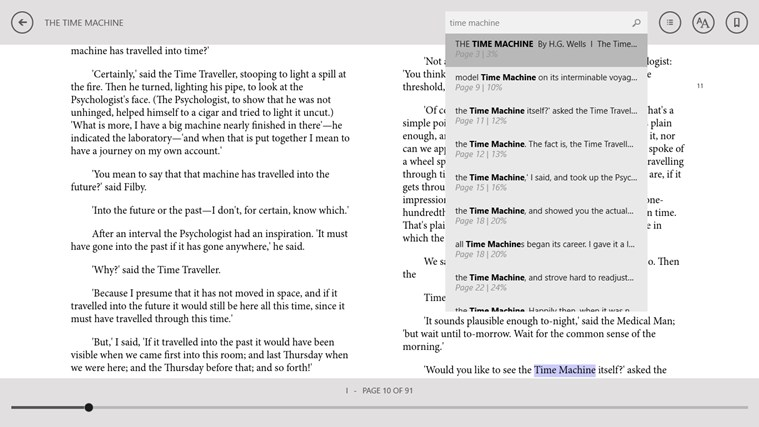 txtr ebooks screen shot 1