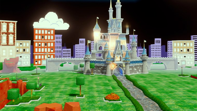 Disney Infinity: Toy Box screen shot 3