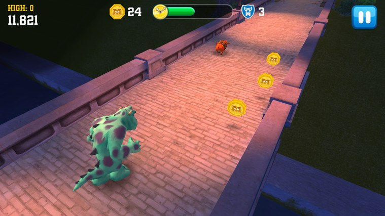 Monsters University screen shot 3