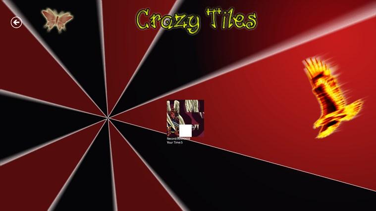 Crazy Sliding Puzzle petikan skrin 1