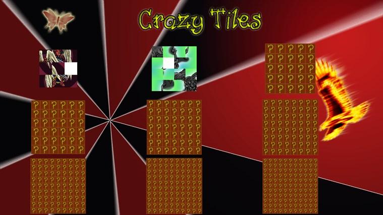 Crazy Sliding Puzzle petikan skrin 5