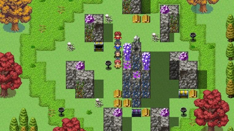 Doom and Destiny screen shot 1
