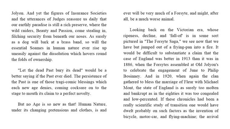 The Forsyte Saga captura de tela 5