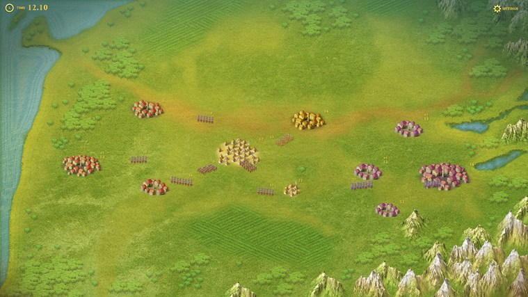 Roman Empire screen shot 3