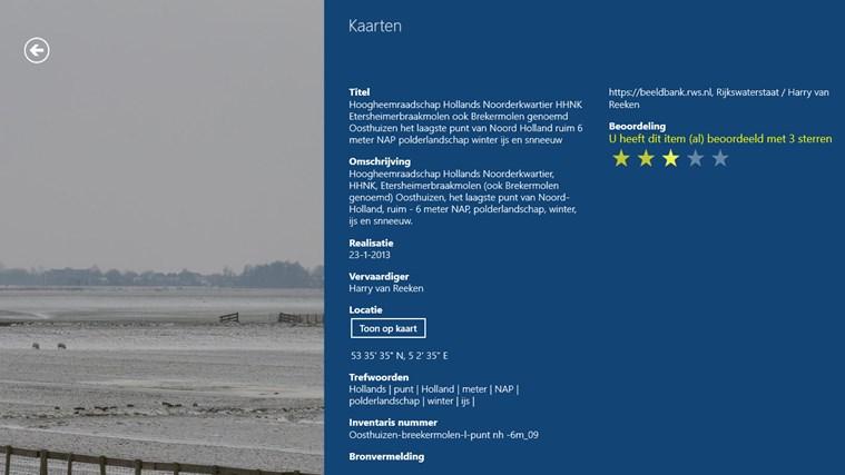 Beeldarchief Rijkswaterstaat schermafbeelding 5