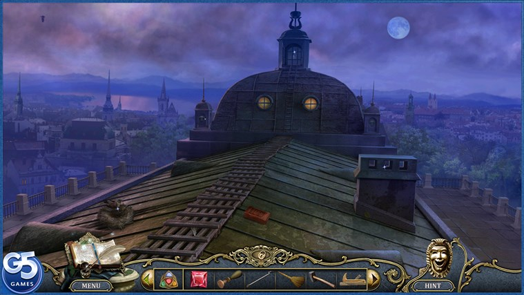 Mystery Of The Opera HD screen shot 1