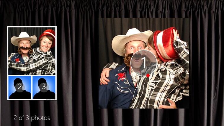 InstantPhotoBooth screen shot 3