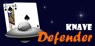 Logo Image: Knave Defender