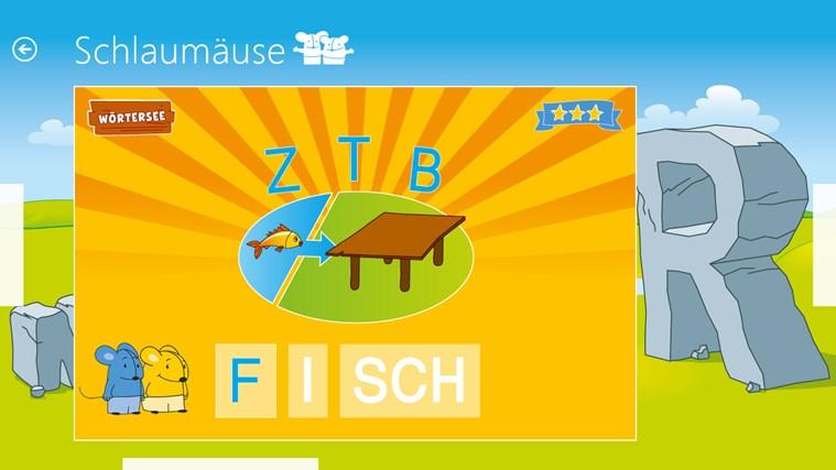 Schlaumäuse - Im Land der Sprache Screenshot 5