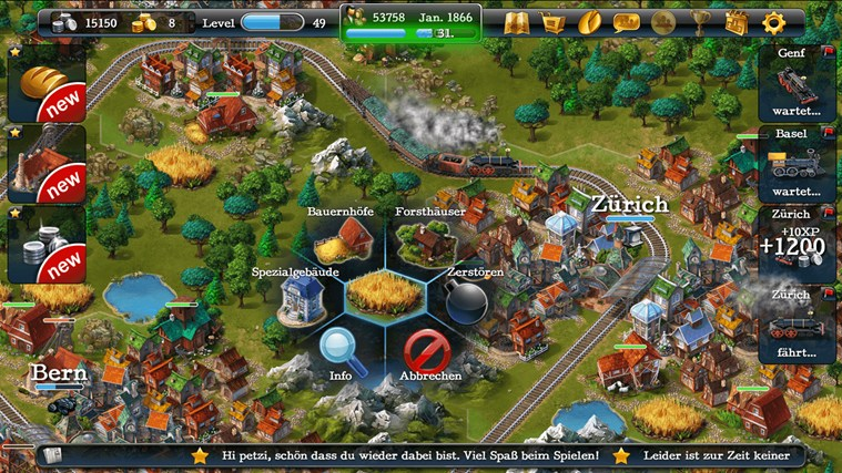 SteamPower1830 Screenshot 7