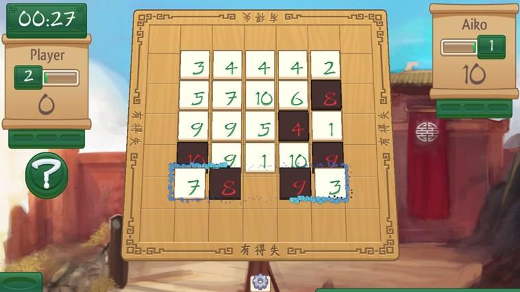 Tile Temple Tactics screen shot 1