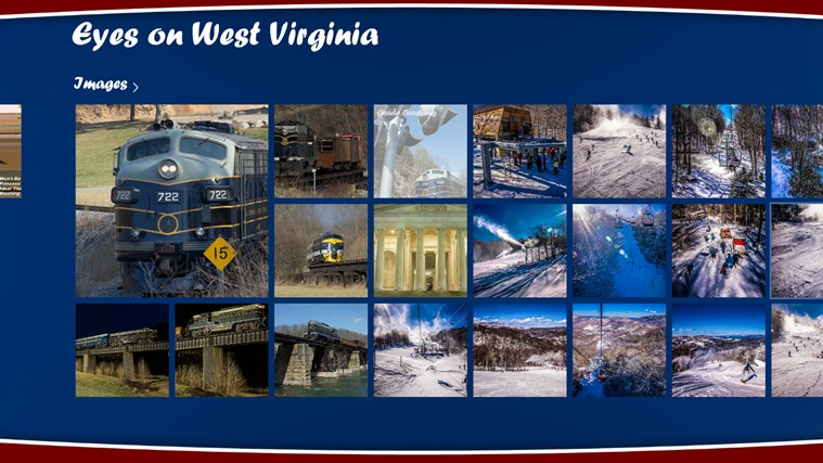 Eyes on West Virginia screen shot 1