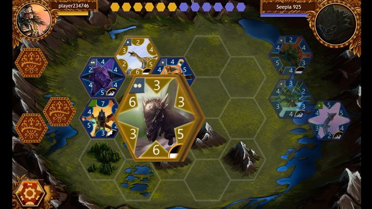 Permia - Duels screen shot 1
