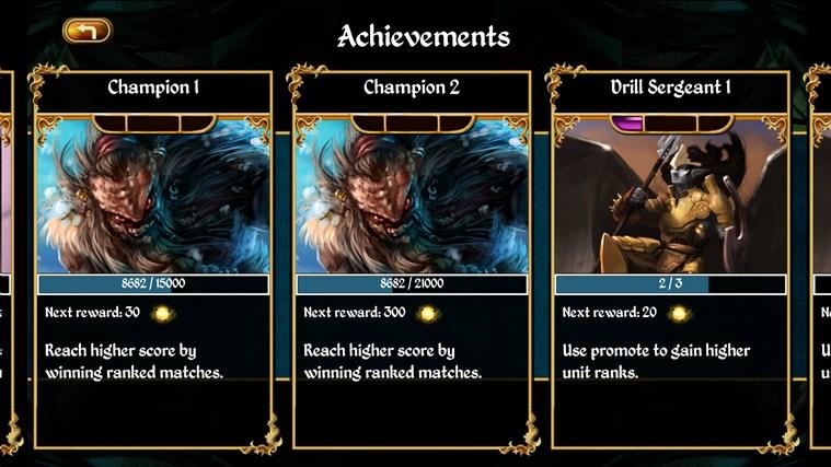 Permia - Duels screen shot 5