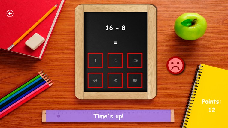Math for kids! screen shot 5