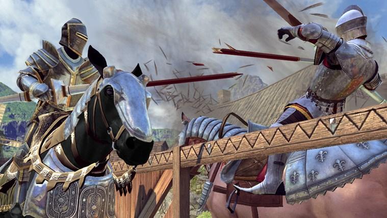 Rival Knights screen shot 1