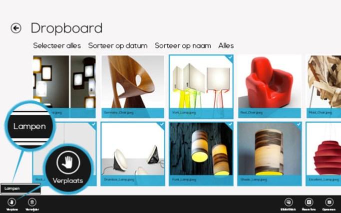 Bizboard Viewer schermafbeelding 1