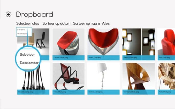 Bizboard Viewer schermafbeelding 3