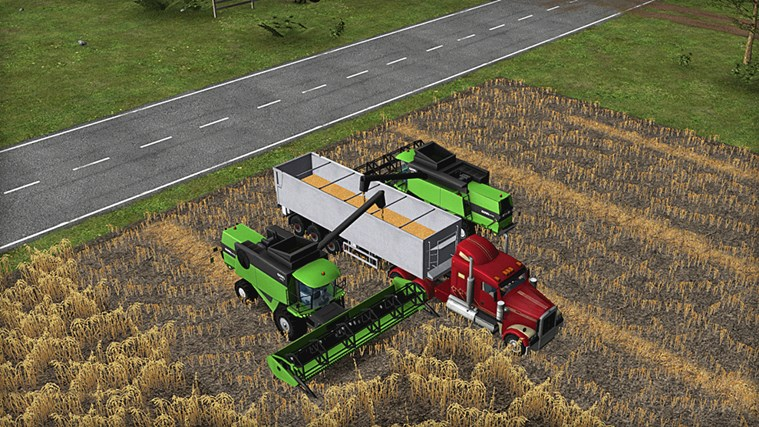 Farming Simulator 14 screen shot 1